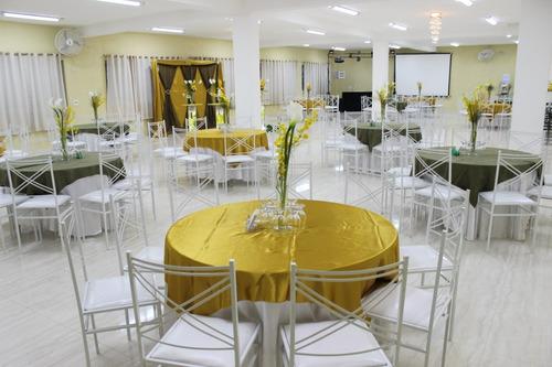lindo salão de festa zona leste buffet/decoração/casamentos