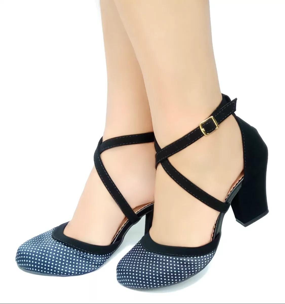 b3fecabbda lindo sapato feminino 42 salto alto sandália formatura top. Carregando zoom.