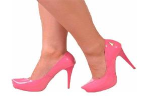 095e681cd7 Lindo Scarpin Rosa Sapatomania Sapato De Princesa Feminino - Sapatos com o  Melhores Preços no Mercado Livre Brasil