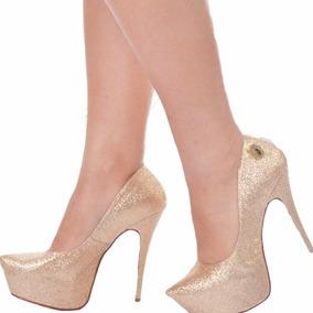bc156393a9ec1 Sapatos Femininos Feminino Plataforma - Calçados, Roupas e Bolsas em Rio de  Janeiro com o Melhores Preços no Mercado Livre Brasil