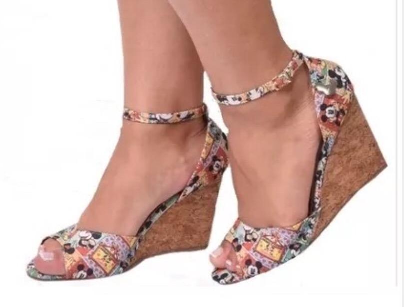 84ea4946a Lindo Sapato Feminino Salto Alto - Modelo 05 - R$ 80,00 em Mercado Livre