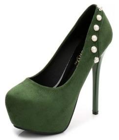 07971634e 77 Sapatos De Salto Alto Lindos Sandalias - Sapatos com o Melhores ...