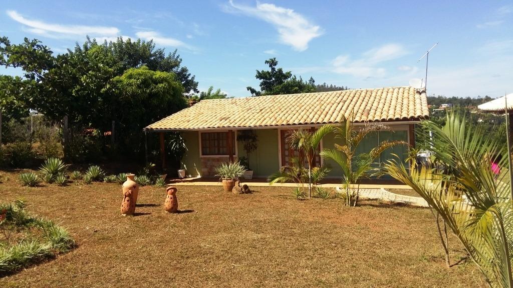 lindo sitio a venda no vale do luar com habite-se próximo lagoa santa - 3885