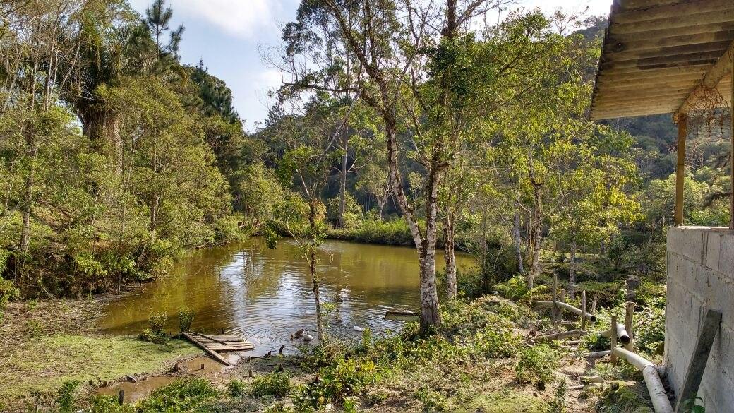lindo sítio com 2 lagos e espaço para criação