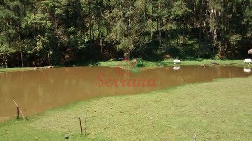lindo sítio de 7,5 alqueires 5 lagos em juquitiba