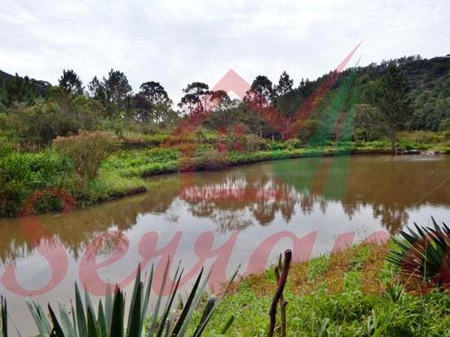 lindo sítio em juquitiba com 2 lagos nascente própria