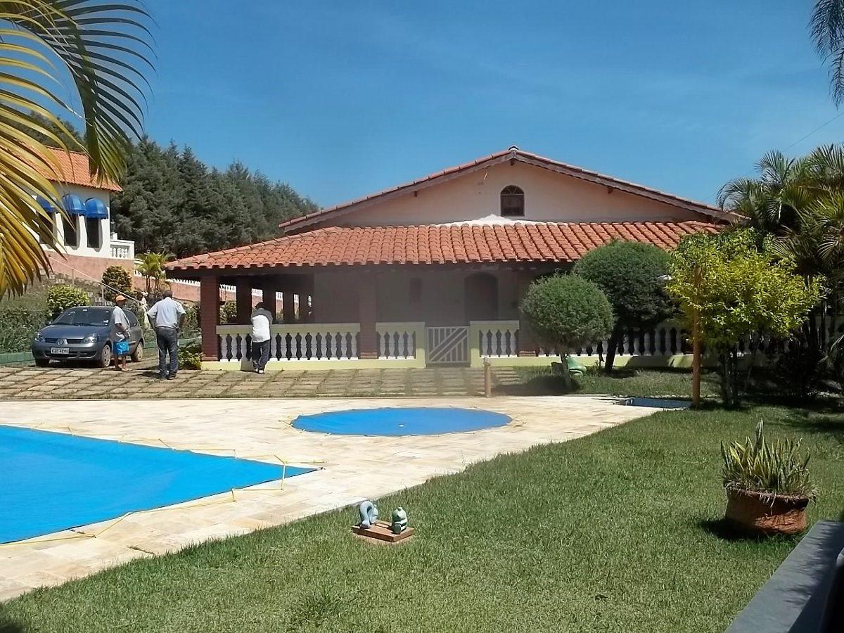 lindo sitio, sede toda avarandada, piscina, salão de festa!!