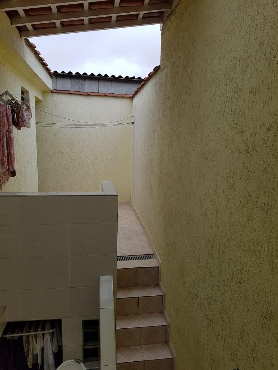 lindo sobrado 3 dormitórios 2 suítes pq paulistano ref 2241