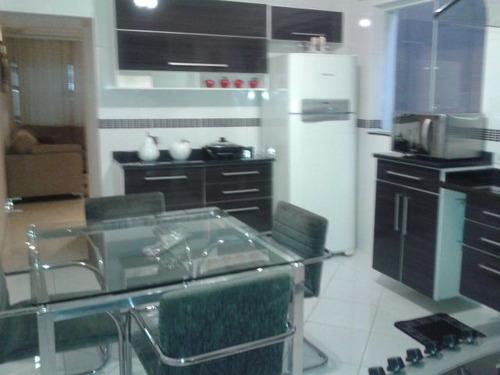 lindo sobrado 3 dormitórios - vila mazzei - ref 9/6655