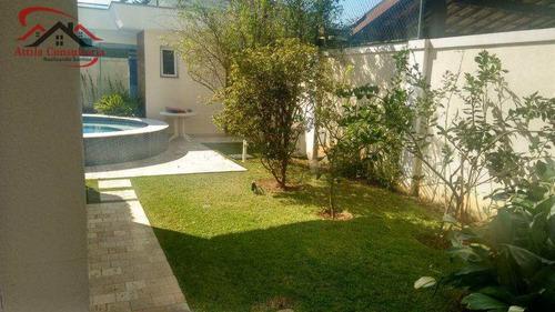 lindo sobrado 7 suítes, jardim acapulco - v805