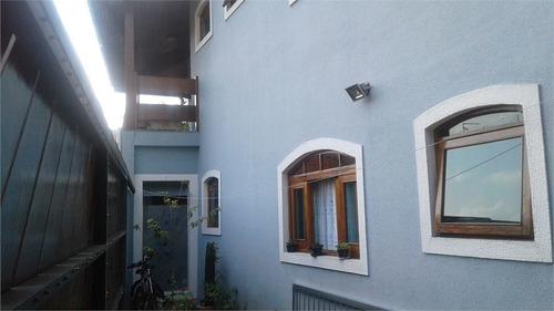 lindo sobrado a venda dentro de condomínio fechado na avenida nova cantareira - 170-im374653
