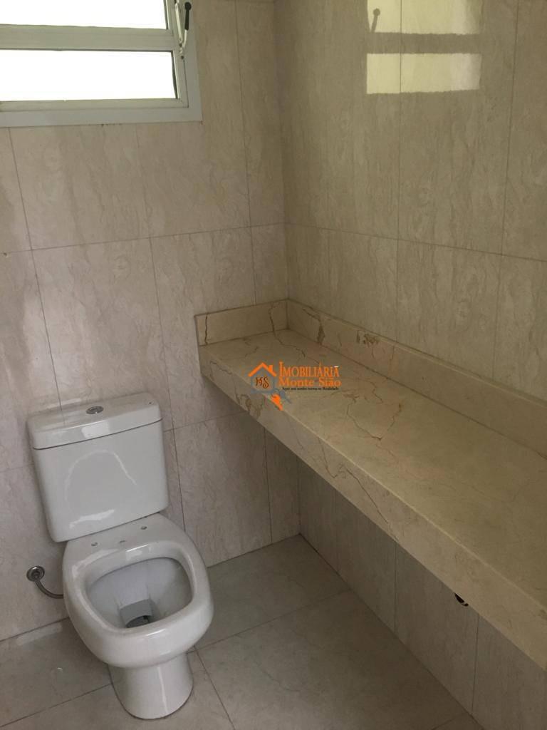 lindo sobrado alto padrão na vila rosáliado com 4 dormitórios, 350 m²  - vila rosália - guarulhos/sp - so0311