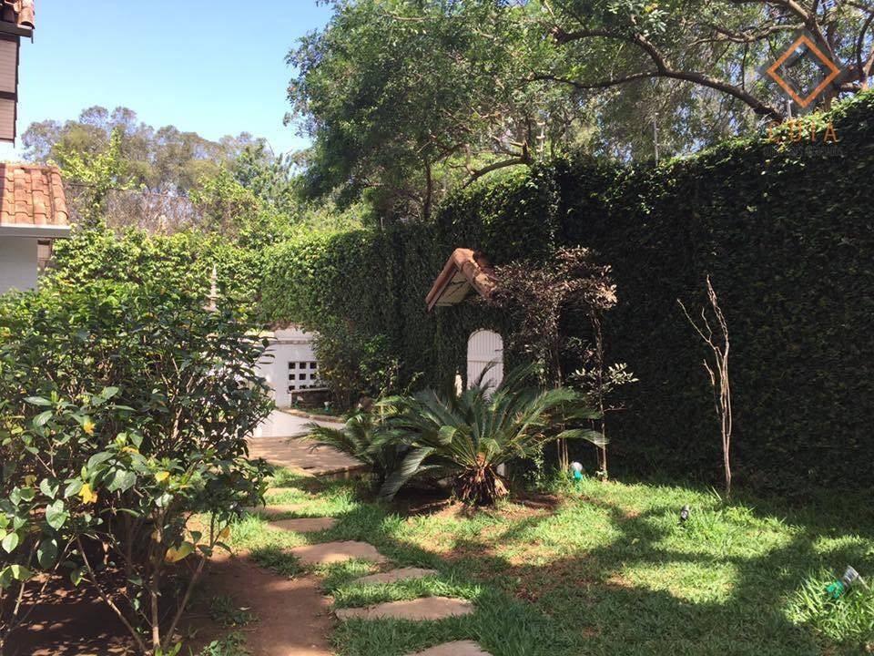 lindo sobrado bairro nobre do pacaembu - ca2670