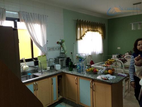lindo sobrado com 3 suite na vila galvão - codigo: so0013 - so0013