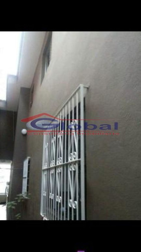 lindo sobrado com 3 suites - bairro jardim santo andré - gl37474