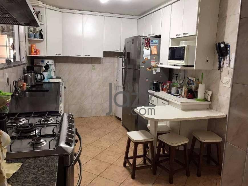 lindo sobrado com 4 dormitórios à venda, 200 m² por r$ 750.000 - jardim são carlos - campinas/sp - ca5836