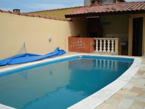 lindo sobrado com piscina, em itanhaém, cibratel 1