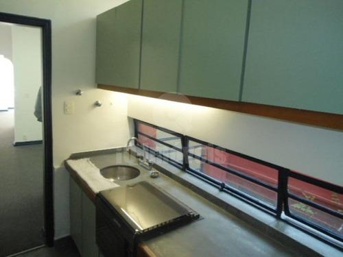 lindo sobrado comercial, na vila madalena, com 100 metros de área útil com 4 amplas salas - iq16432