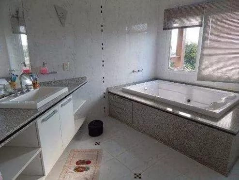 lindo sobrado condomíni 5 dorm 3 stes hidro piscina 5 m²a/c