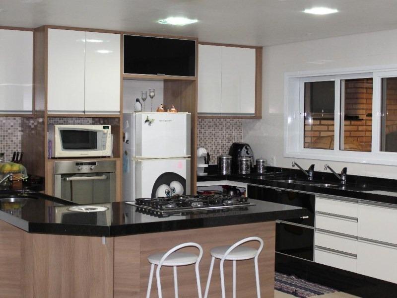 lindo sobrado condominio alto padrao bairro engordadouro residencial bosque jatobás 310m2 4 dorms 2 suites com piscina - so0148 - 33515155