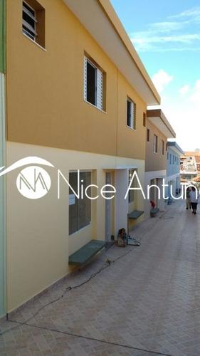 lindo sobrado de condominio na vila mazzei! - na1331