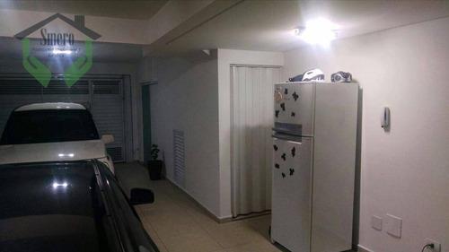 lindo sobrado em condomínio fechado, pirituba - so0986