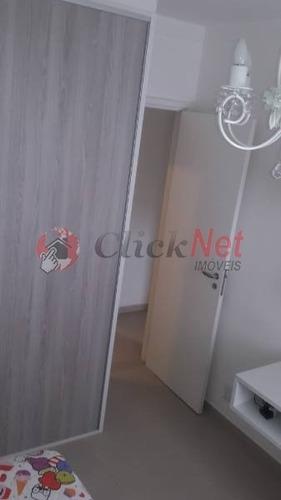 lindo sobrado em condomínio fechado à venda no bairro demarchi em são bernardo - 5405
