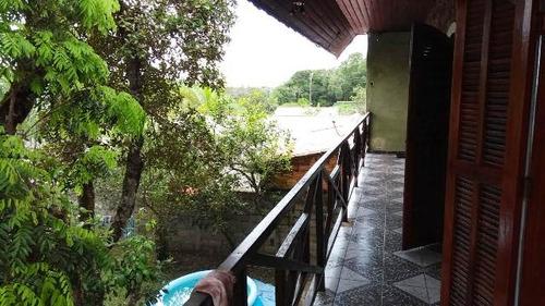 lindo sobrado em itanhaém, lado praia - ref 3987-p