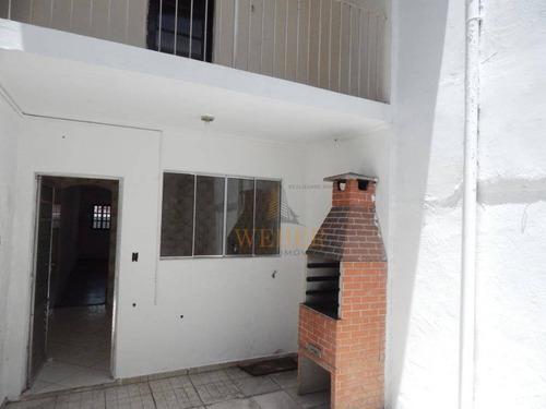 lindo sobrado em um dos melhores bairros de taboão da serra - so0470