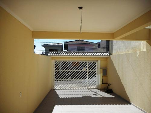 lindo sobrado geminado no campo grande de 160 m² - yo1839
