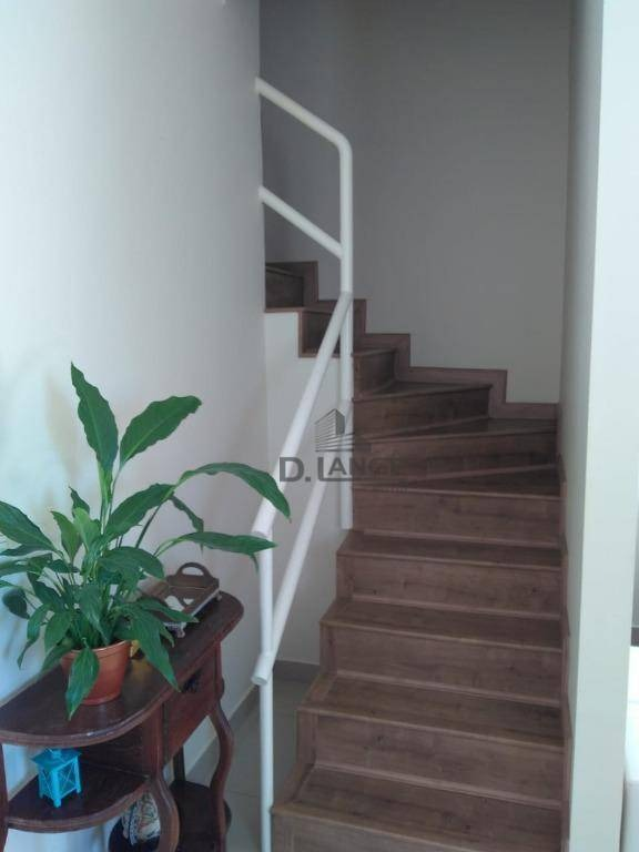 lindo sobrado para venda em condomínio no parque jambeiro - ca13496
