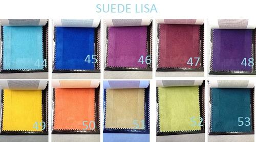 lindo sofá várias cores tecidos e modelos
