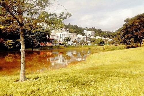 lindo terreno aclive 16m de frente 508m² condomínio hills iii arujá - te0046