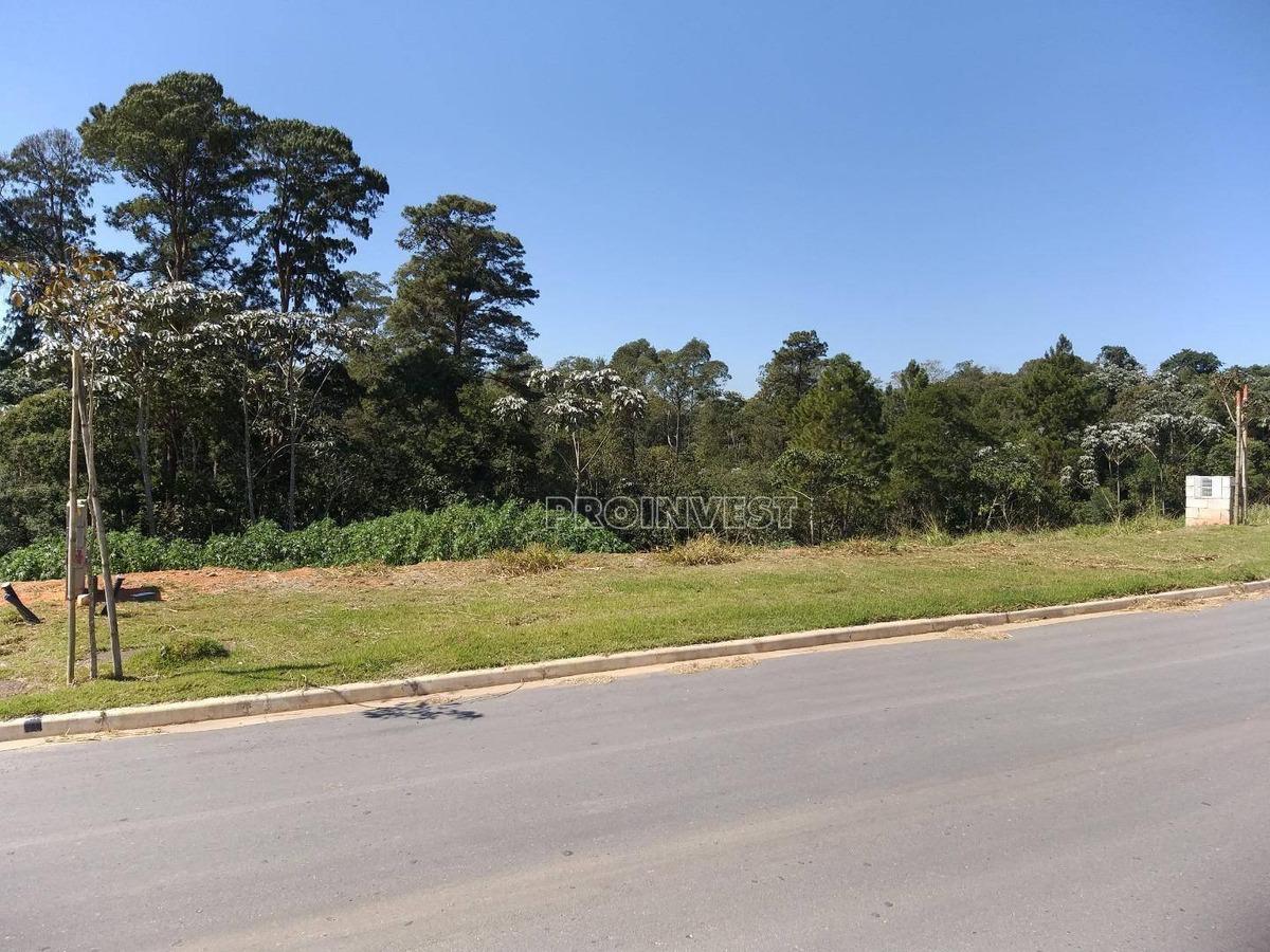 lindo terreno em condomínio na granja viana. - te8964