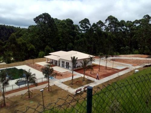 lindo terreno em plano em condomínio - cotia -  ref 76789