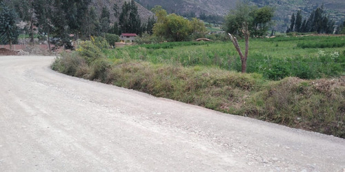 lindo terreno en cusco - ollantaytambo 3500 m2