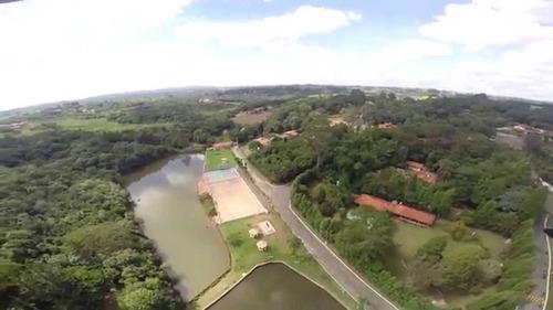 lindo terreno ibiuna 1.120 mts condominio jahu aceito carro!