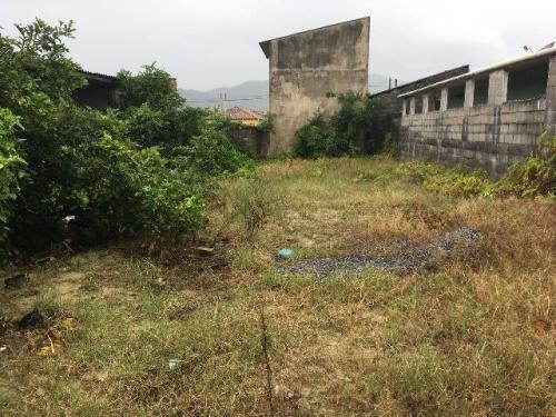 lindo terreno no nova itanhaém, em itanhaém - ref 3749