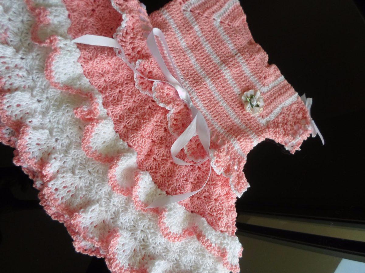 lindo vestido bebe croch linha   r 85 00 em mercado livre