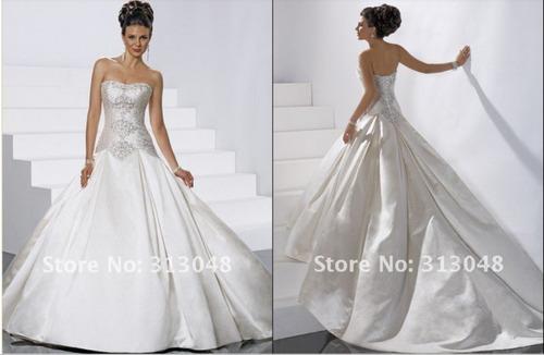 lindo vestido cetim nobre bordado promoção !!!