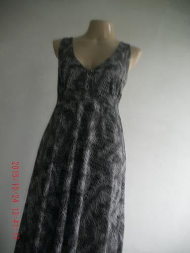 lindo vestido estampado-          tam: m