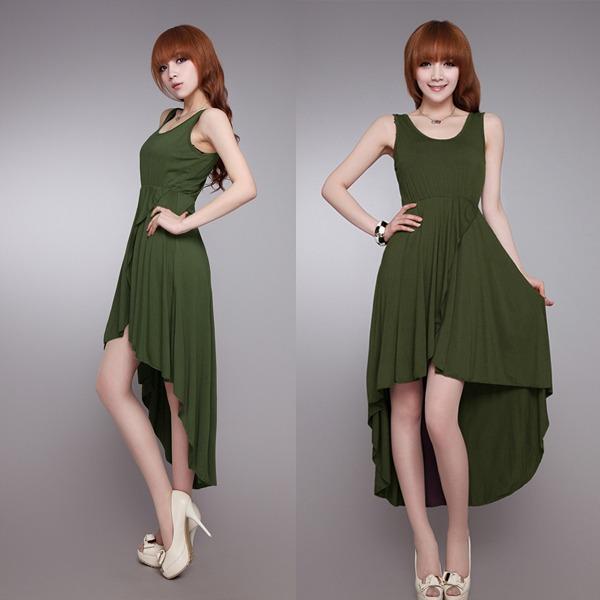 Vestidos lindos largos y cortos