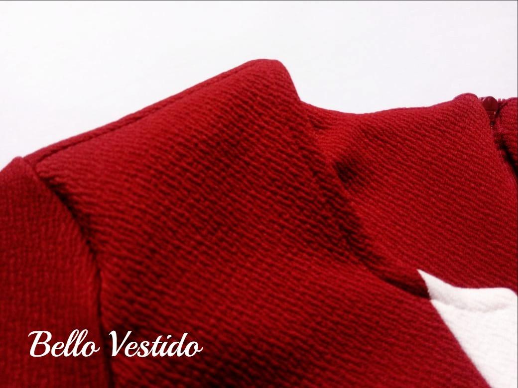c7f1ad0f21 lindo vestidos tubinho bicolor moda evangelica. Carregando zoom.