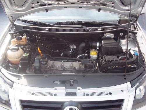 lindo vw volkswagen polo hatch 1.6 completo com ac e dh