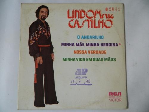 lindomar castilho 1976 o andarilho - compacto ep 12