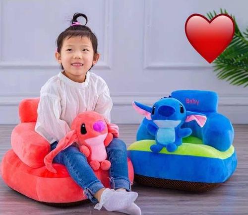 lindos asientos para niños 1/3 años en material hipoalergeni