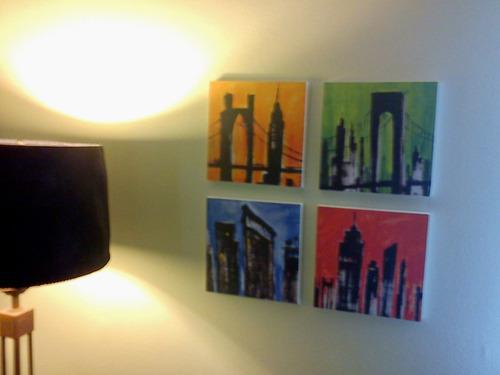 lindos cuadros para decorar tu casa