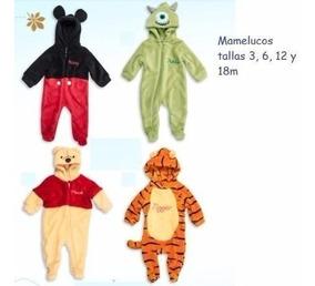artesanía exquisita grandes ofertas colección de descuento Lindos Mamelucos, Disfraz, Personajes Disney, Ropa Bebe!!