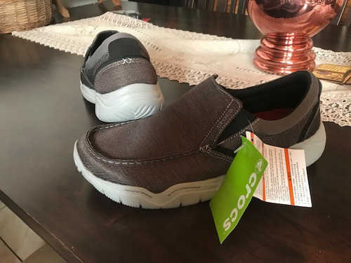 lindos zapatos crocs orig talla 12 us