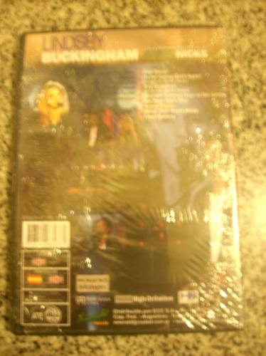 lindsey buckingham - con stevie nicks - dvd
